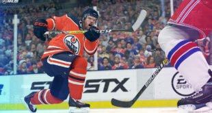 EA SPORTS NHL 20 jetzt weltweit erhältlich