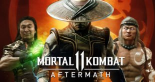 Warner Bros. Interactive Entertainment kündigt Mortal Kombat 11: Aftermath an